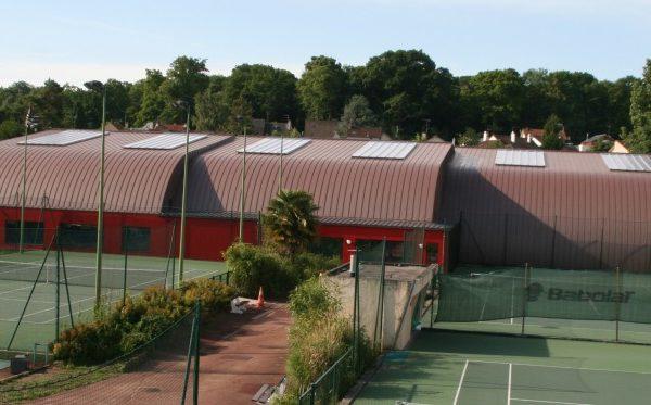 Reprise de tous les cours de tennis et réouverture des courts couverts