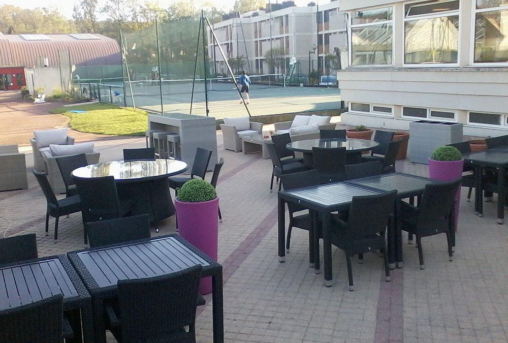 Réouverture de la terrase du restaurant du CTC, le Nova-Klub