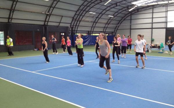 Fitness dimanche 22 septembre de 10h à 12h