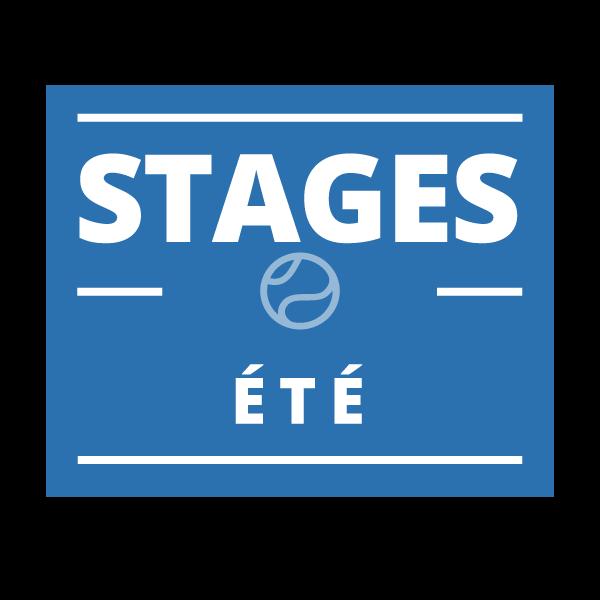 Stages tennis jeunes pendant les vacances d'été