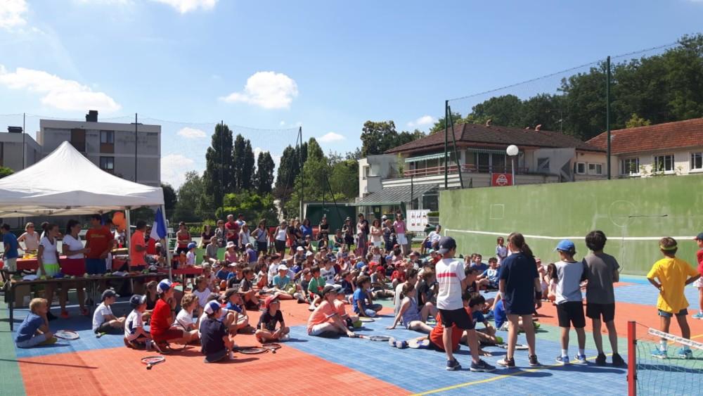 informations cours de tennis jeunes en date du 16 janvier