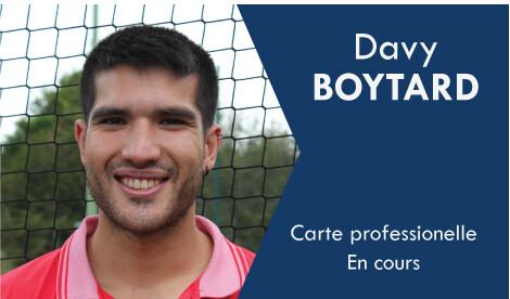 Davy BOITARD