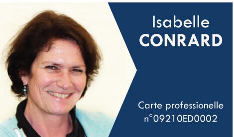Isabelle CONRARD