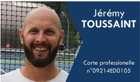 Jeremy TOUSSAINT
