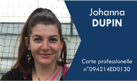 Johanna DUPIN